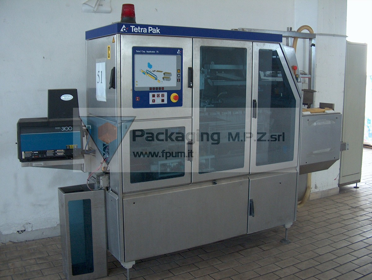 Pacakging MPZ - TETRA CAP APPLICATOR 21